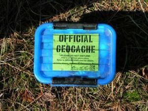 Een cache container